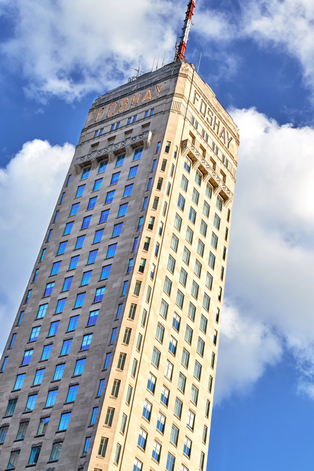 Foshay Tower, Minneapolis, Minnesota