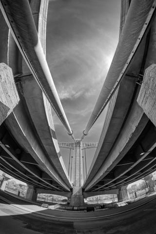 Hennepin Avenue Bridge, Minneapolis